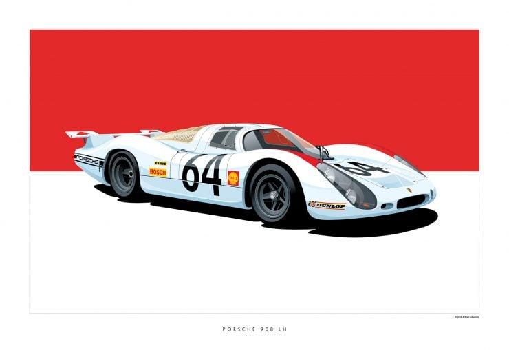 Porsche-908