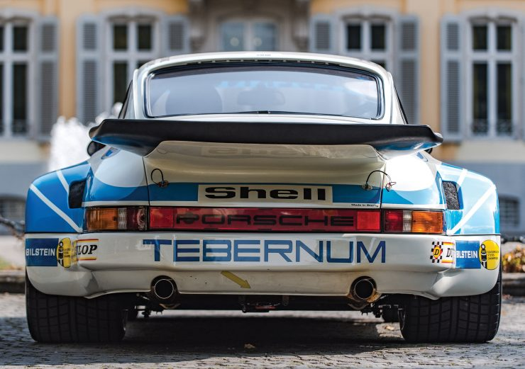Porsche 911 Carrera RSR 3.0 Back 2
