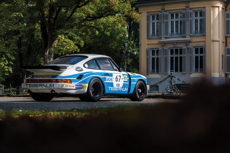 Porsche 911 Carrera RSR 3.0 Back