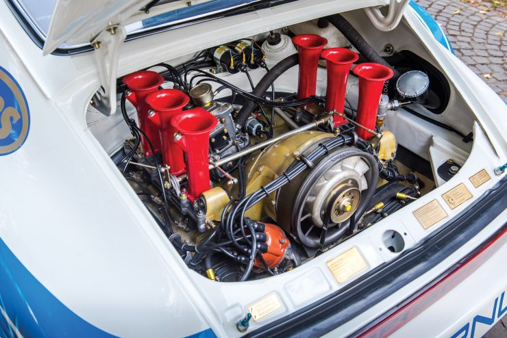Porsche 911 Carrera RSR 3.0 Engine 1