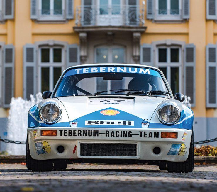Porsche 911 Carrera RSR 3.0 Front