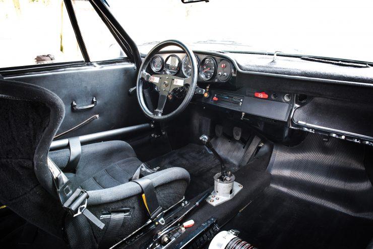 Porsche 911 Carrera RSR 3.0 Interior 1