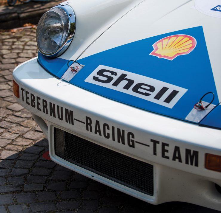 Porsche 911 Carrera RSR 3.0 Nose