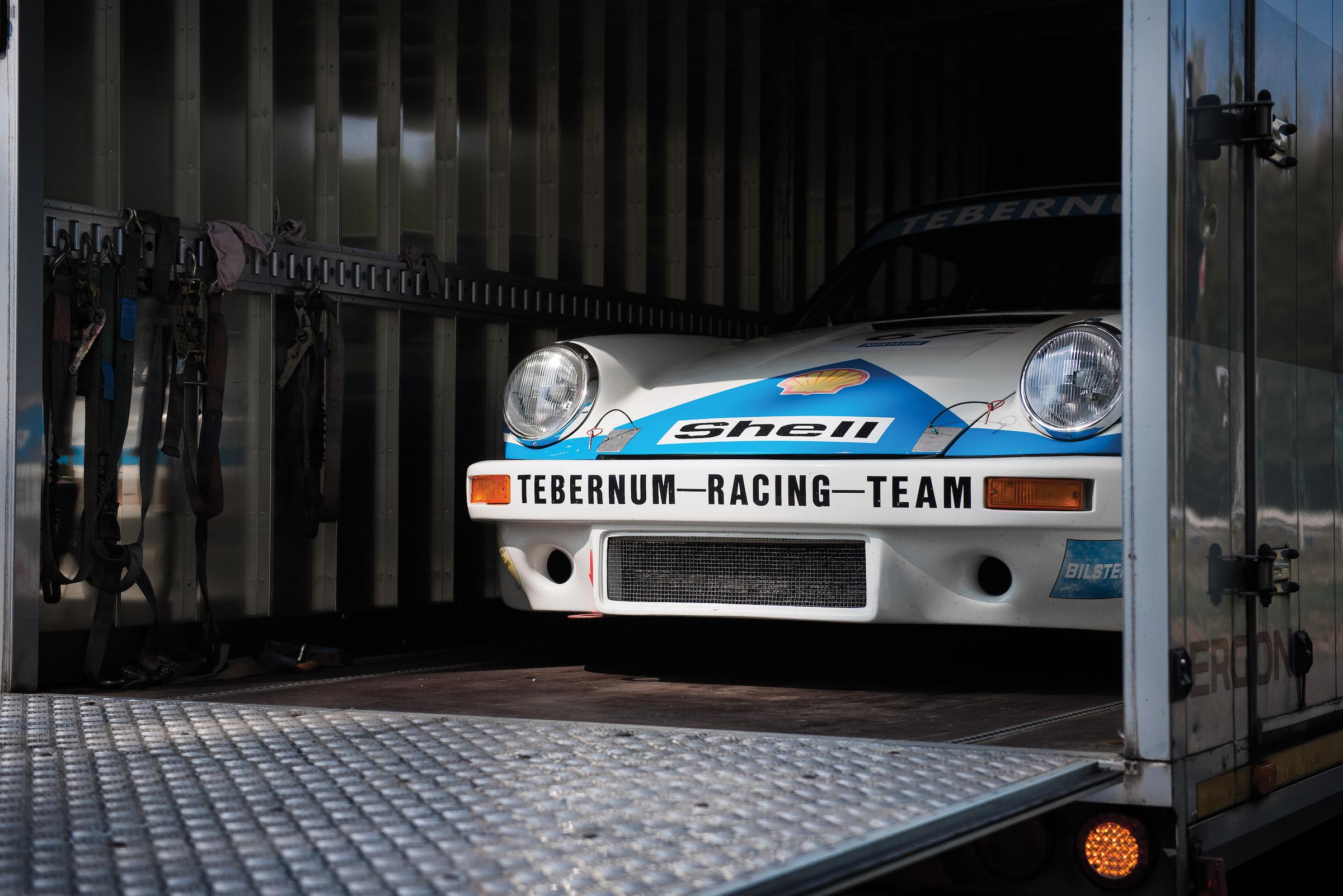Porsche 911 Carrera RSR 3.0 Paul Newman