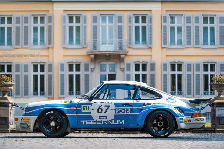 Porsche 911 Carrera RSR 3.0 Side