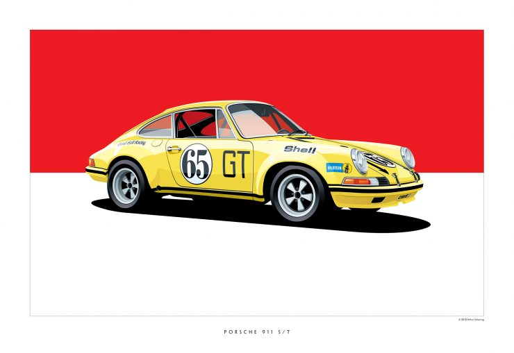 Porsche-911-ST