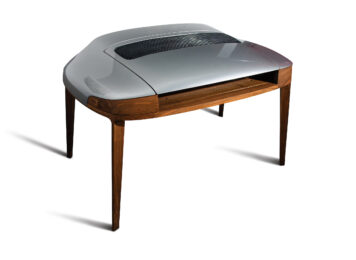 Porsche Writing Desk by 3 GJB 17