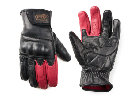 Return of the Cafe Racers x Fuel Motorcycles Victory Motorcycle Gloves
