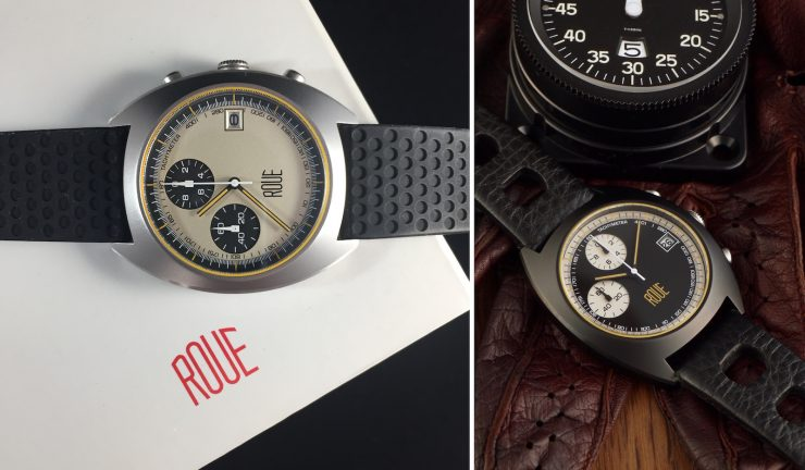 Roue CHR Chronograph Watch 1