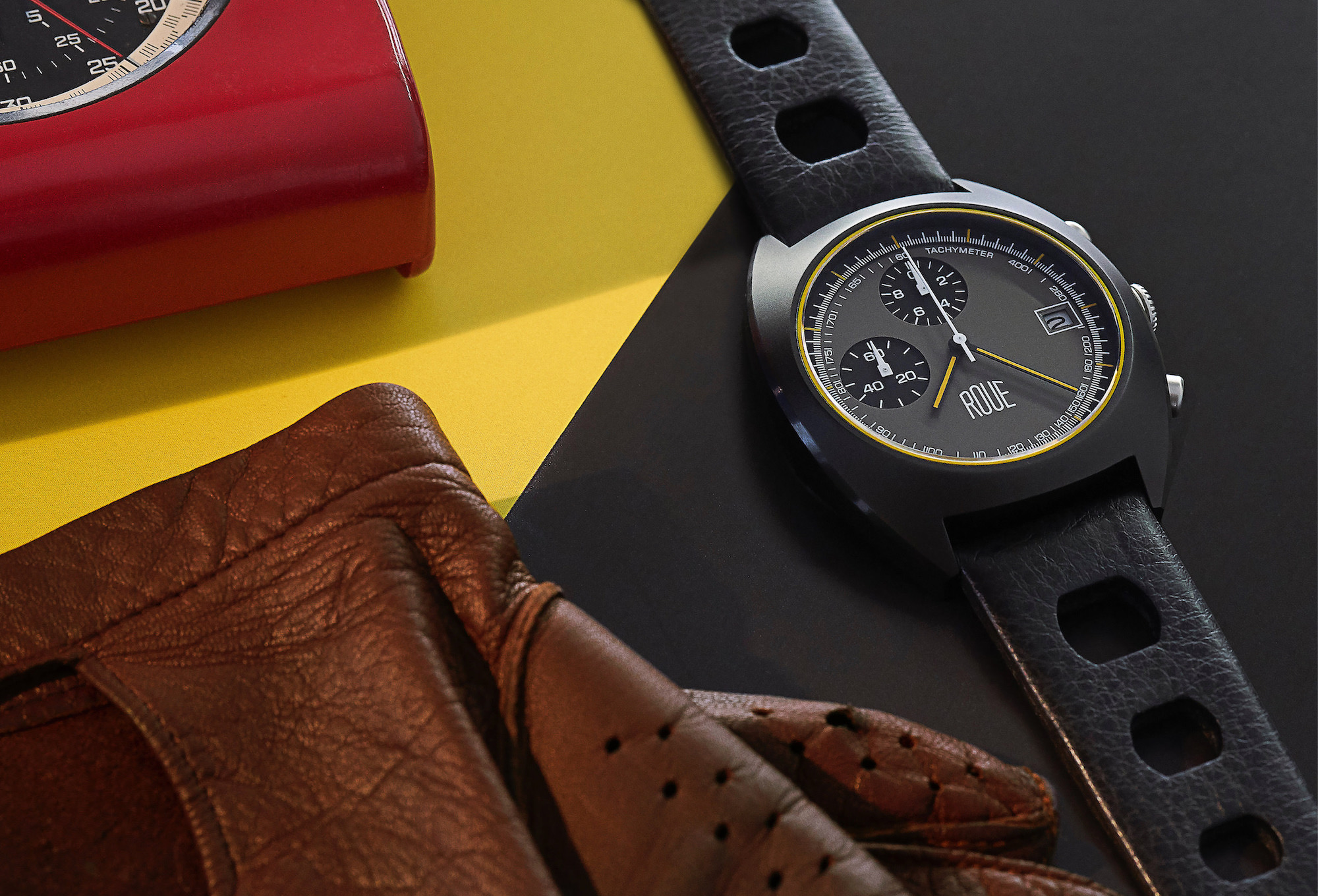 Roue CHR Chronograph Watch
