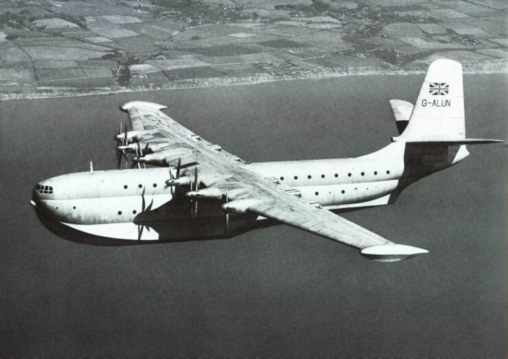 Saunders-Roe Princess Flying Boat