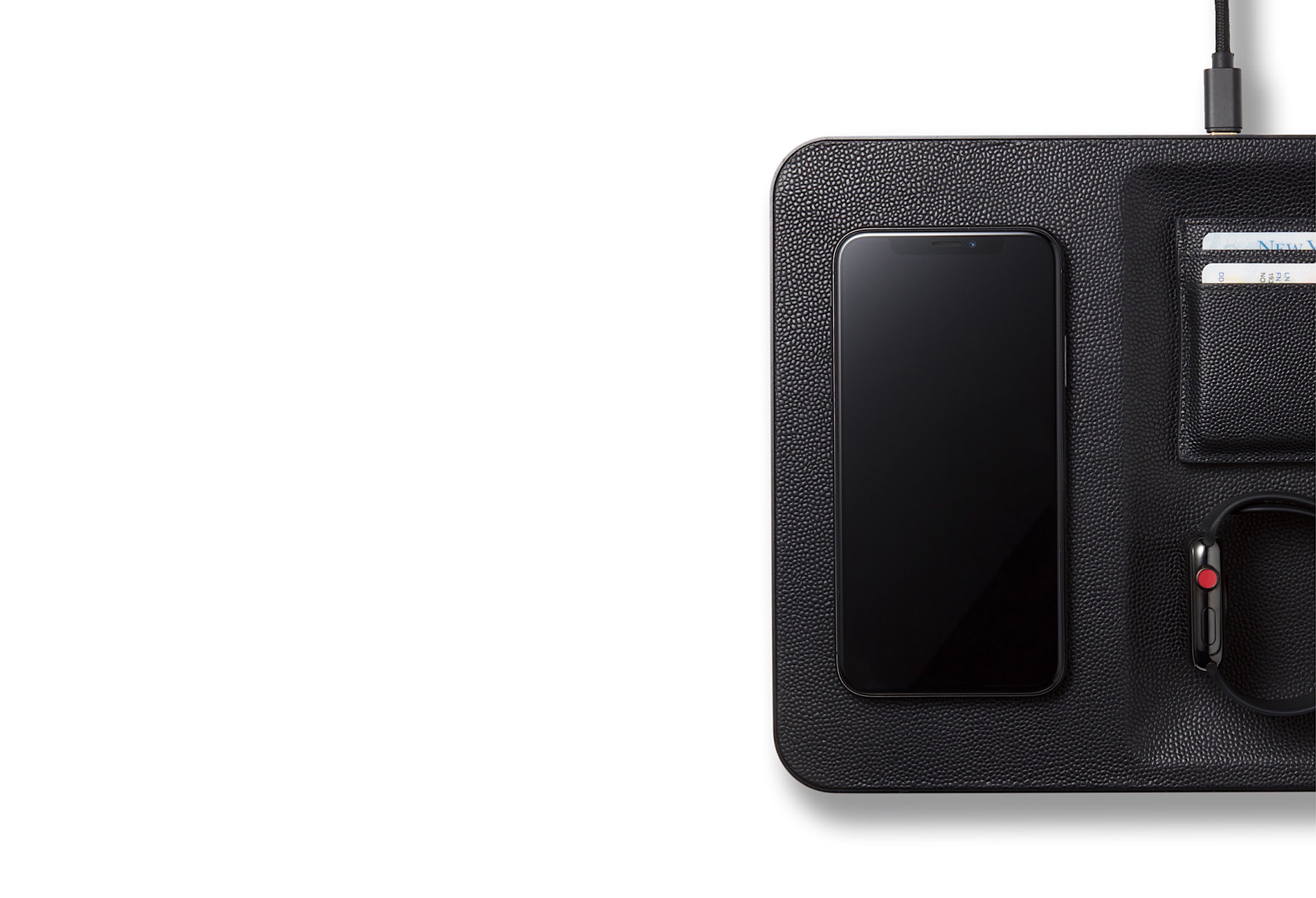 The Courant Catch 3 Wireless Charger