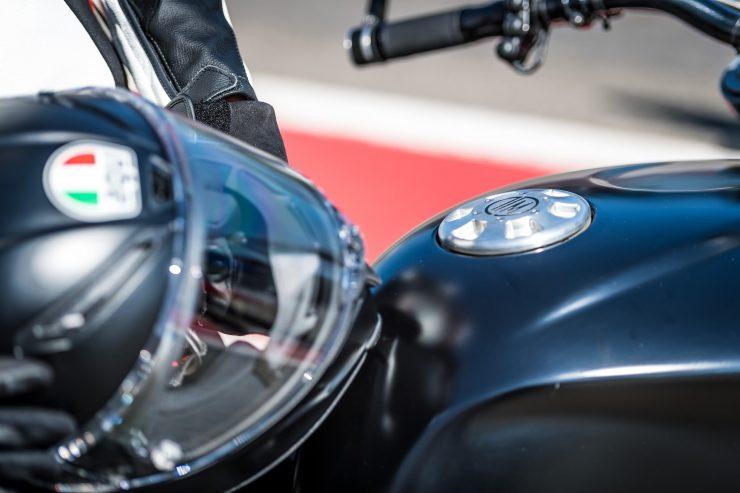 Triumph Speed Triple by Italian Dream Motorcycle 11