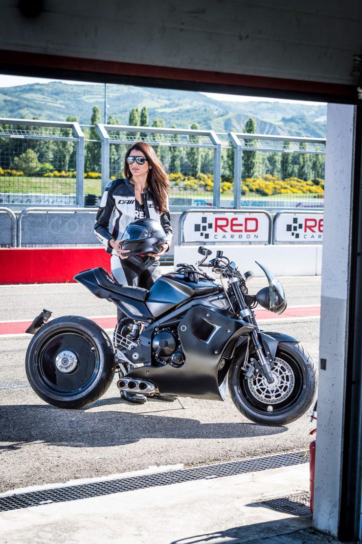 Triumph Speed Triple by Italian Dream Motorcycle 3