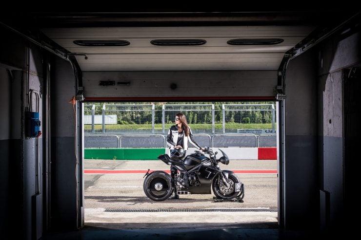 Triumph Speed Triple by Italian Dream Motorcycle 4