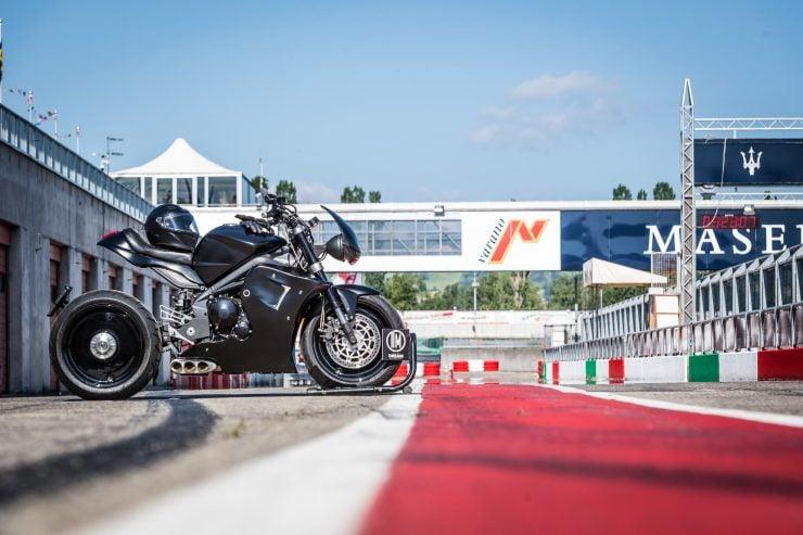Triumph Speed Triple by Italian Dream Motorcycle 5