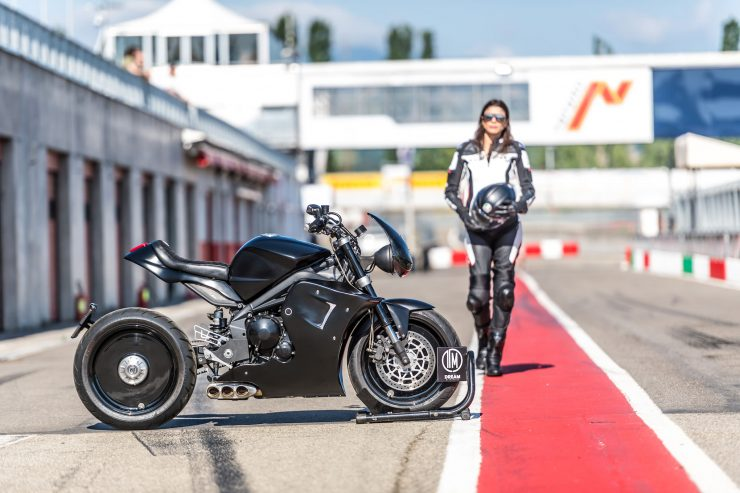 Triumph Speed Triple by Italian Dream Motorcycle 6