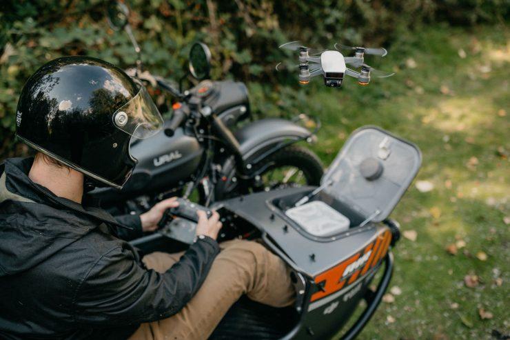 Ural Air LE Sidecar Motorcycle 3