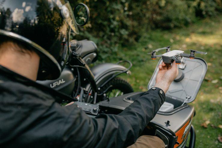 Ural Air LE Sidecar Motorcycle 4