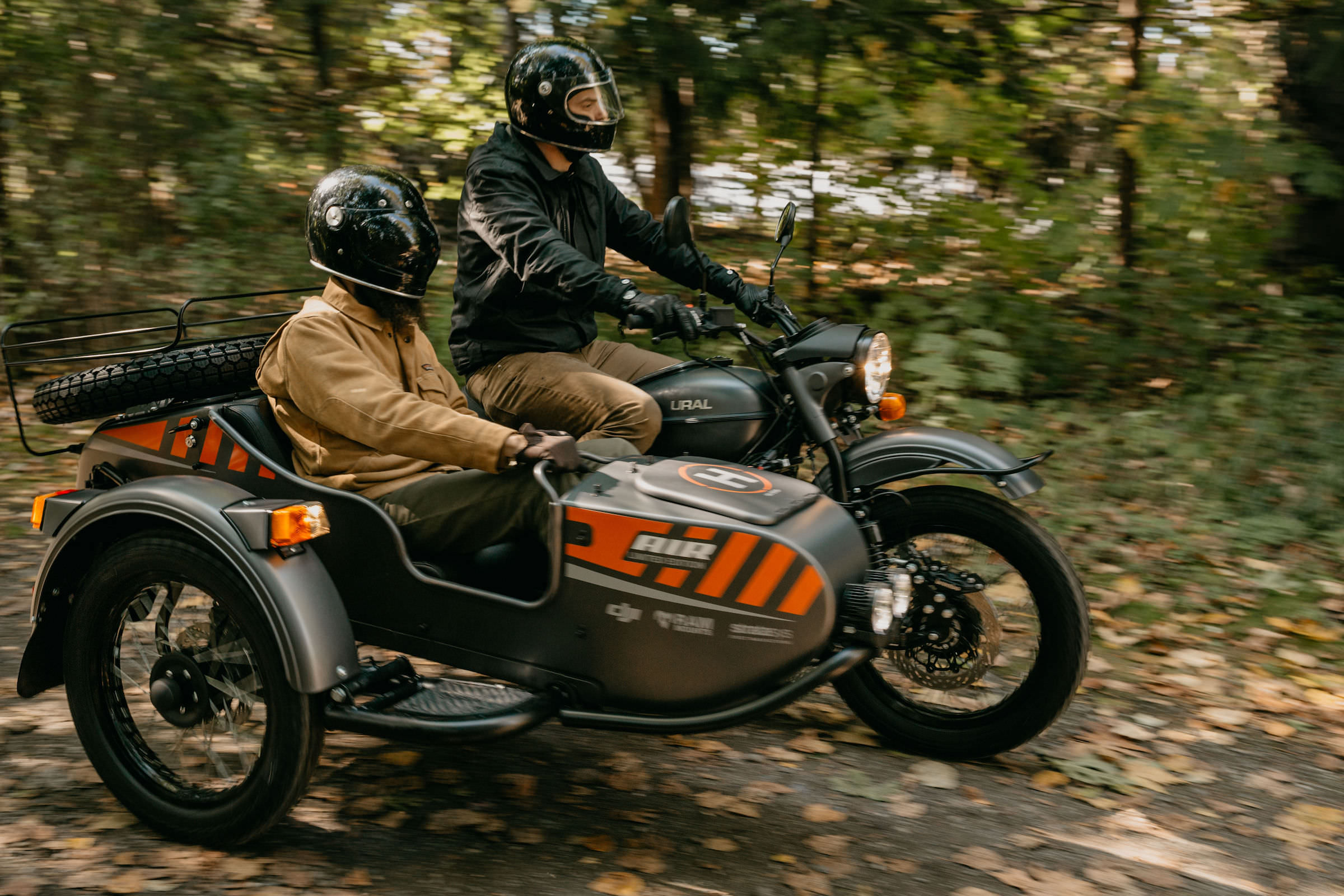 ural sidecar motorcycle air gear le motorcycles drone edition limited equipped topspeed own scouting hiconsumption order read visit