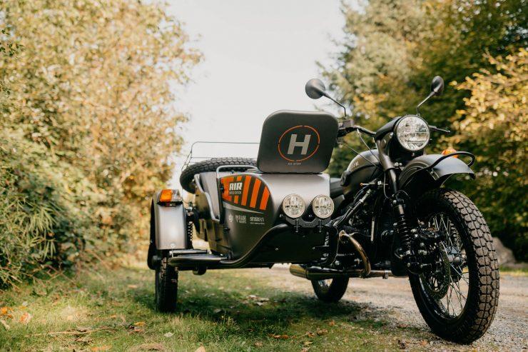 Ural Air LE Sidecar Motorcycle 6