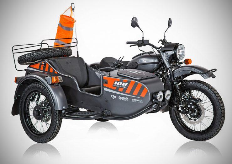 Ural Air LE Sidecar Motorcycle