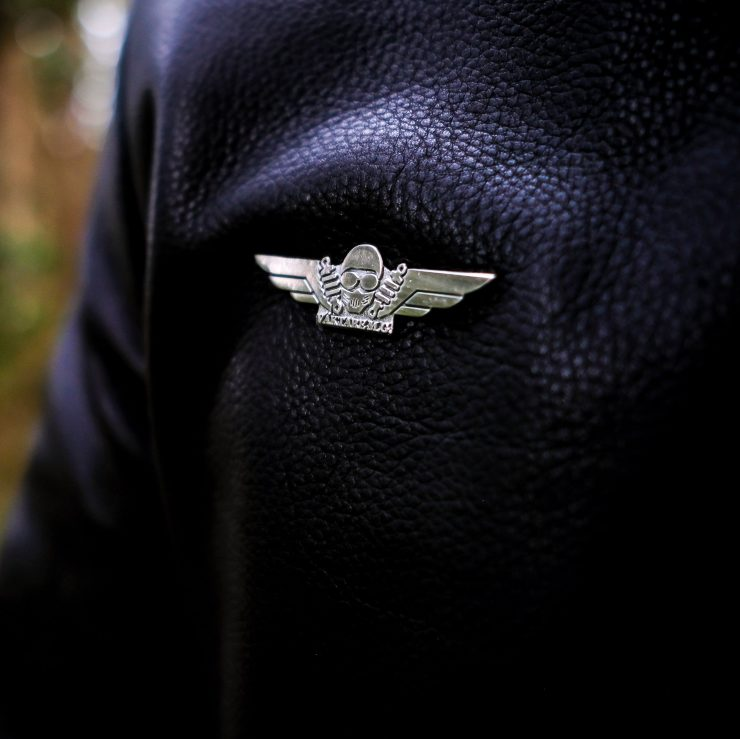 Vaktare M.G. Aviator Jacket 2
