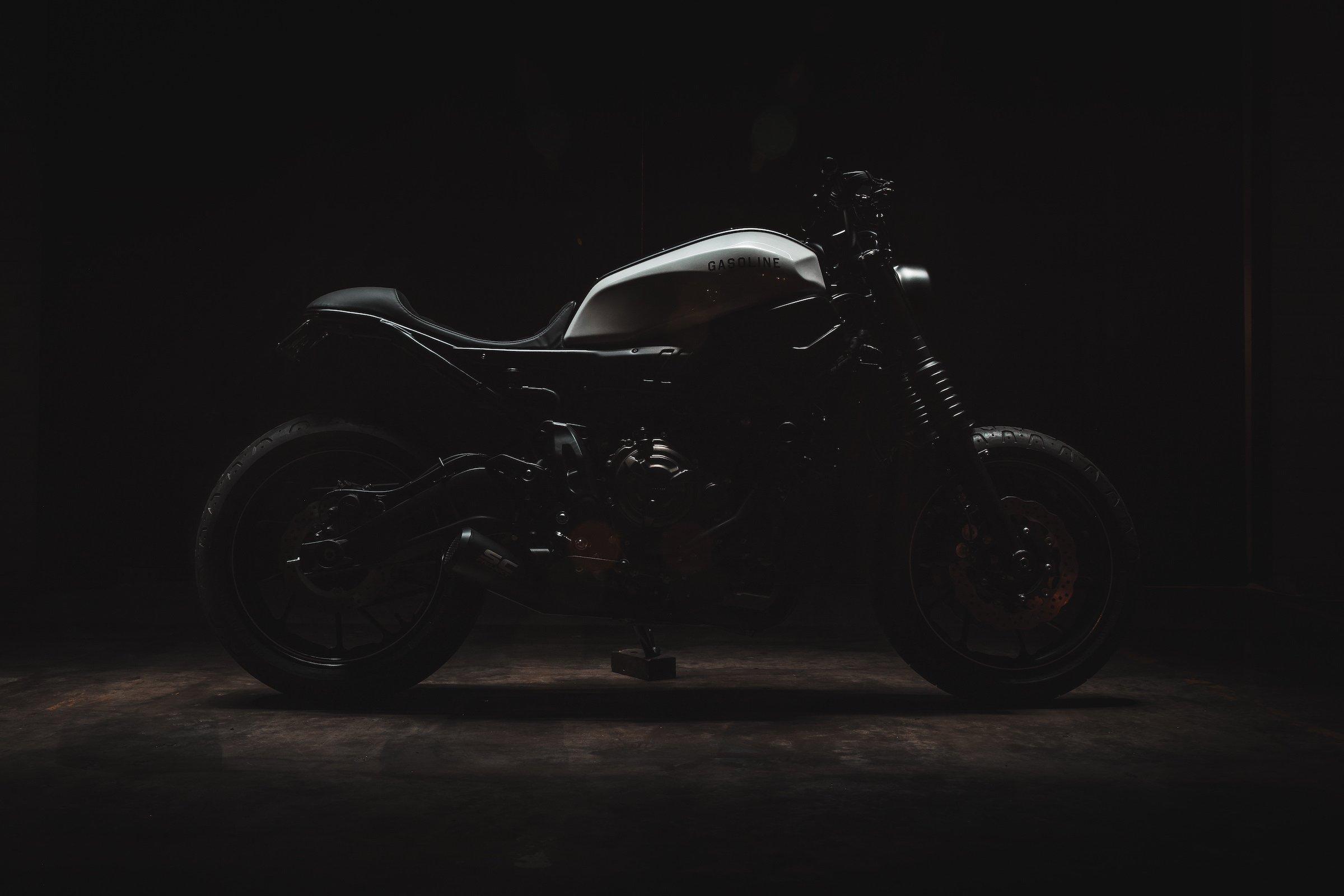 Yamaha XSR 700 Custom Motorcycle 10