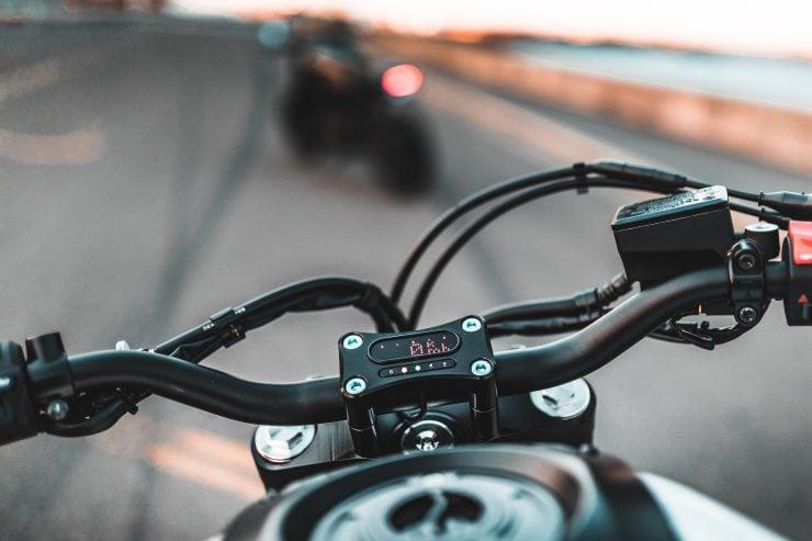 Yamaha XSR 700 Custom Motorcycle 3