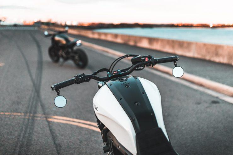 Yamaha XSR 700 Custom Motorcycle 4