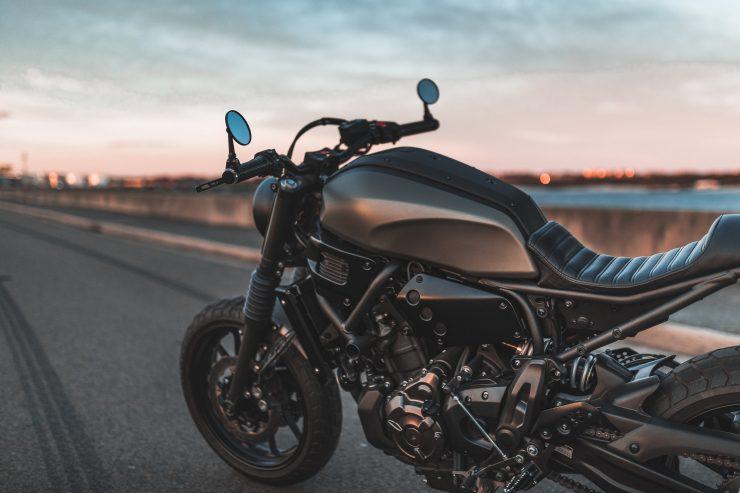 Yamaha XSR 700 Custom Motorcycle 6