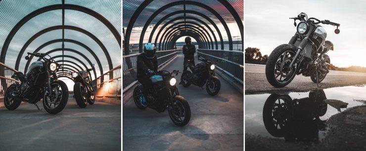 Yamaha XSR 700 Custom Motorcycle 7