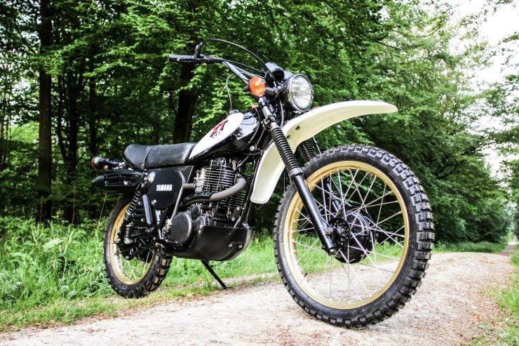 Yamaha XT500 1