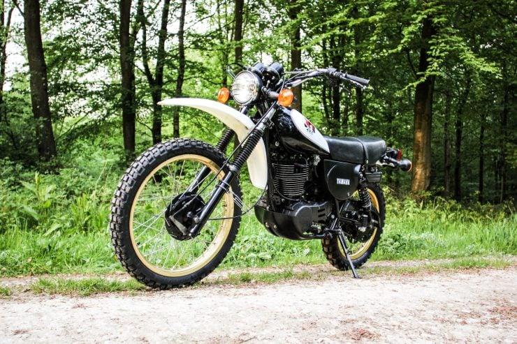 Yamaha XT500 3