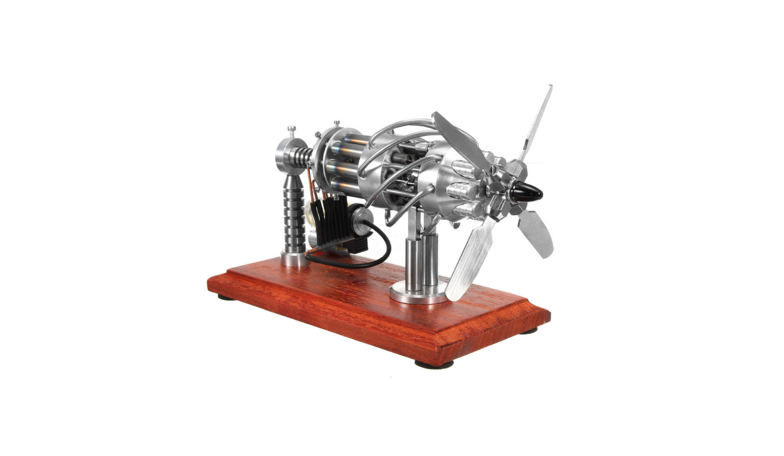 16 Cylinder Stirling Engine 1