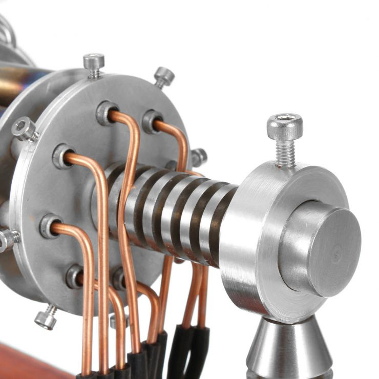 16 Cylinder Stirling Engine 3