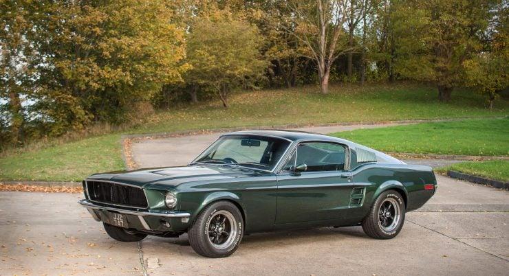 Ford Mustang Bullitt Main