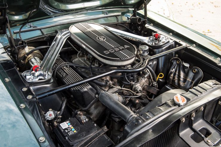 Ford Mustang Bullitt V8 Engine