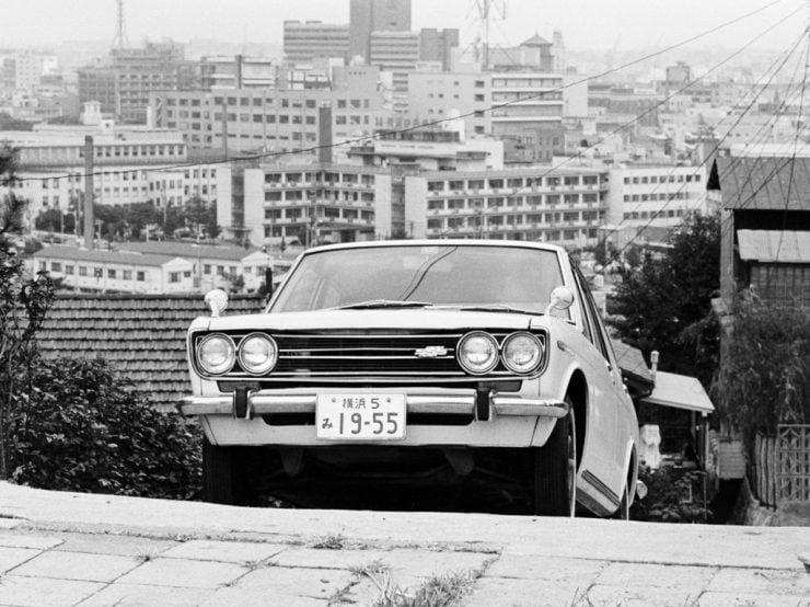 Datsun 510 Bluebird Japan