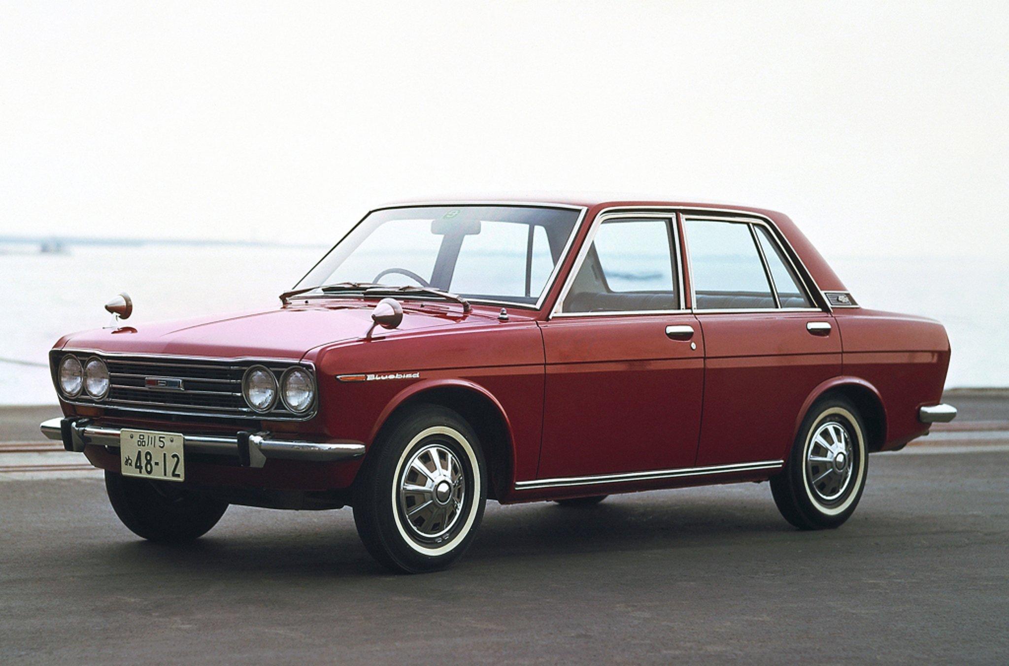 Datsun 510 Bluebird 1600
