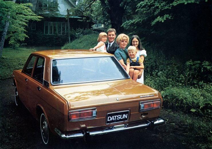 Datsun 510 1600 advertisement