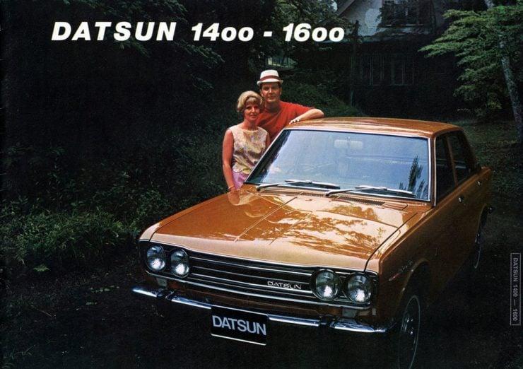 Datsun 1400 1600 car