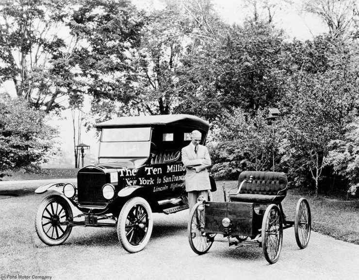 Henry Ford Quadricycle Model T