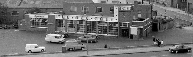 Ace Cafe Cafe Racer