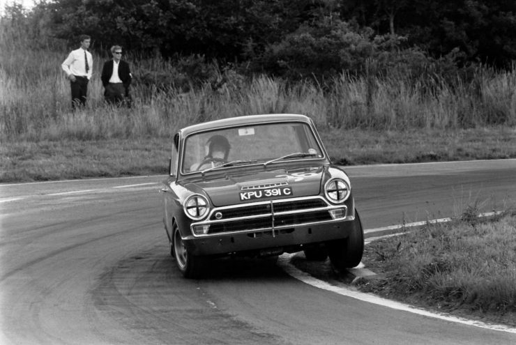 Alan Mann Racing Lotus Cortina Mk1 1