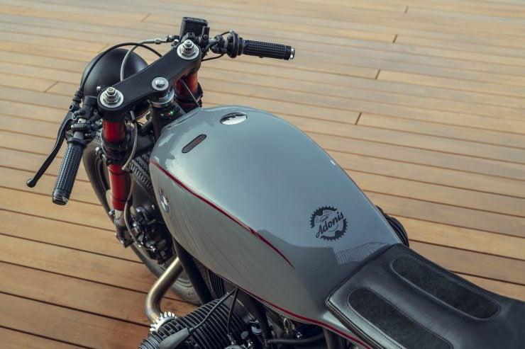 BMW R80 Cafe Racer Fuel Tank