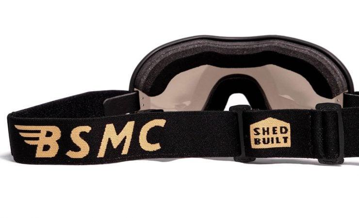 BSMC x Ethen Cafe Racer Goggles 2