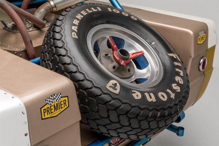Big Oly Ford Bronco Spare Tire