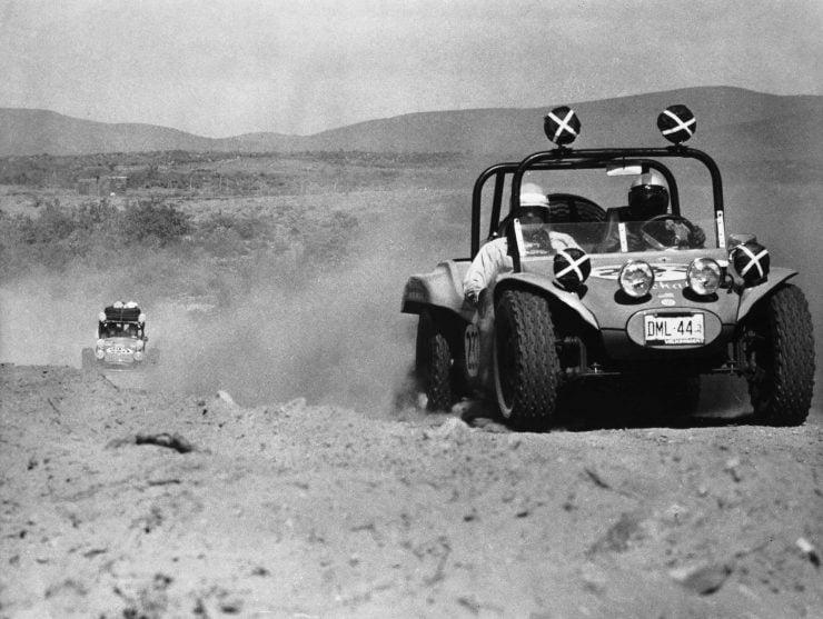 Bruce Meyers - Meyers Manx Baja Race