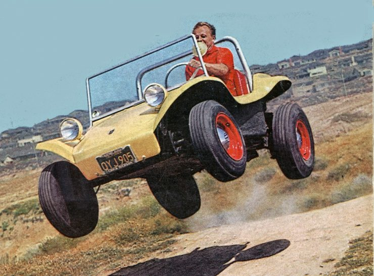 Bruce Meyers - Meyers Manx Jump 2